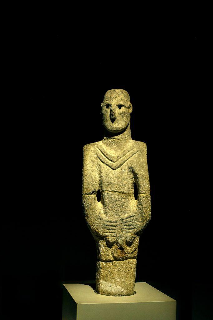 Balıklıgöl Adamı- Urfa Müzesi. Fotoğraf: Aykan Özener